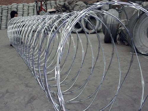 Razor Wire Buy Razor Wire Concertina Wire High Security